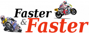 Trademarked logo of fasterandfaster.net